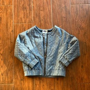 Quilted Old Navy Girls Jacket